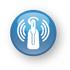 Comprend un casque d'ecoute sans fil DECT 6.0
