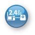 2.4GHz Digital Transmission