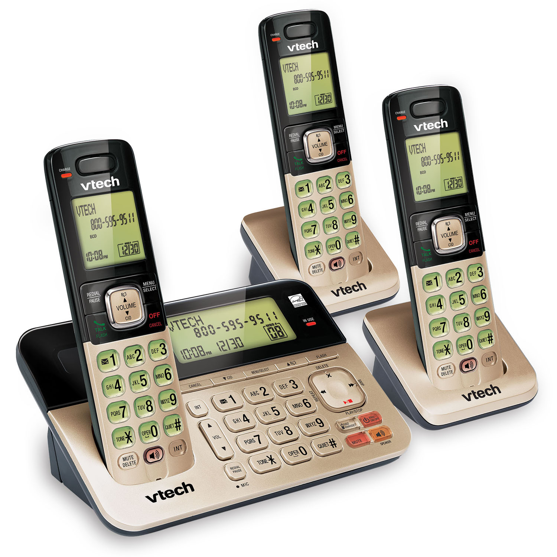 Cs6858 33 Vtech Cordless Phones
